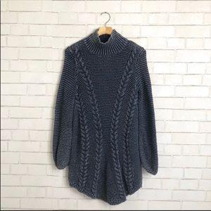 Free People Chunky Fisherman Sweater Dress